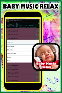 50 Baby Music Relax 2018 - náhled