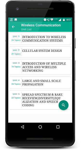 Wireless Communications screenshot 17