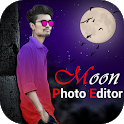 Moon Photo Editor icon