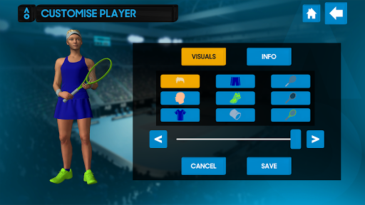 Australian Open Game 1.3.0 screenshots 3