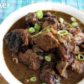 Slow Cooker Balsamic Beef Recipe