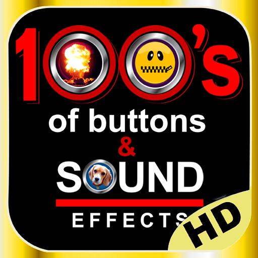 100's of Buttons & Prank Sound Effects for Jokes