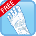 Foot massage Acupressure icon