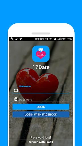 17 Dating App 單身交友聊天 附近的人約會