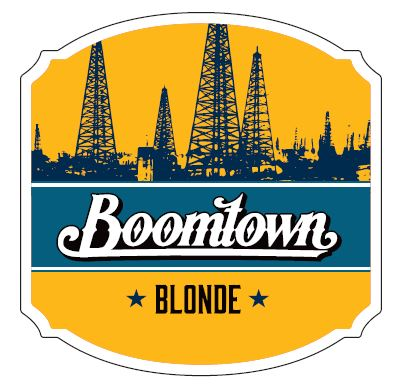 Logo of Spindle Tap Boomtown Blonde