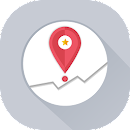 GPS Route Navigation Tracker v 1.0 app icon