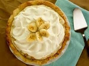 Banana Cream Pie Recipe