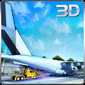 Zoo Animal Cargo Plane Airport icon