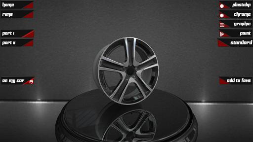 玩免費遊戲APP|下載RC Design 4D Wheeleditor app不用錢|硬是要APP