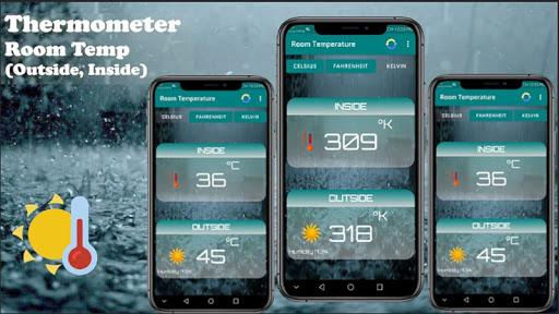 Room Temperature Thermometer - Meter 2.20.5 screenshots 1
