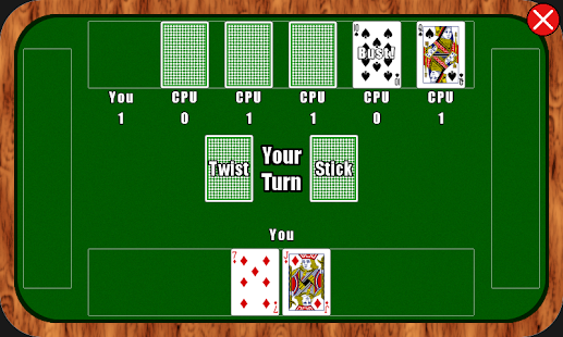 Ultra Blackjack - Play Online Screenshot