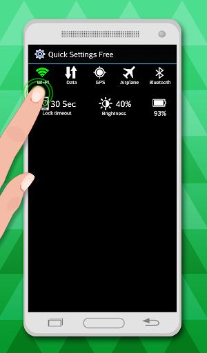 Quick Settings free 5.0 screenshots 3
