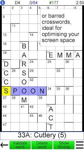 Arrow Crossword 2.0 screenshots 3