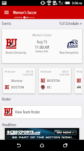 BU Terriers Gameday LIVE- screenshot thumbnail