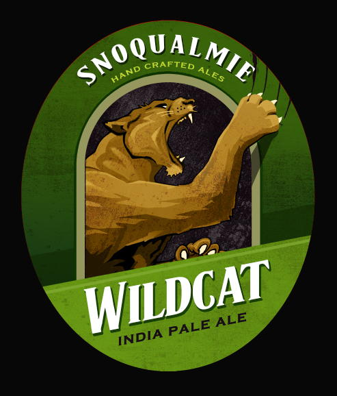 Logo of Snoqualmie Wildcat IPA