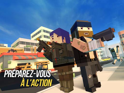 Grand Battle Royale: Pixel FPS  captures d'écran 2