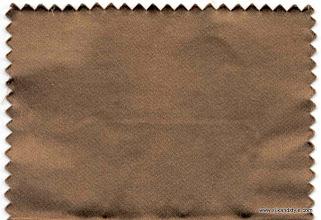 Photo: Hamilton 34 - Design Chand - Color Chipmunk 1018   Contents:  32% Silk + 68% Cotton