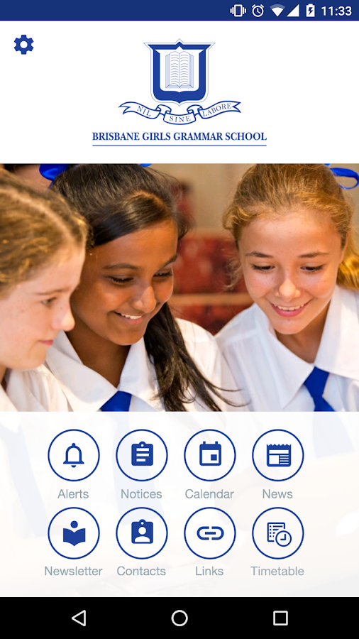Brisbane Girls Grammar School- screenshot