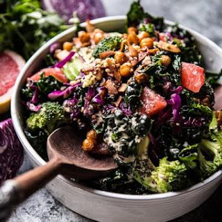 The Mean Green Detox Salad. Recipe