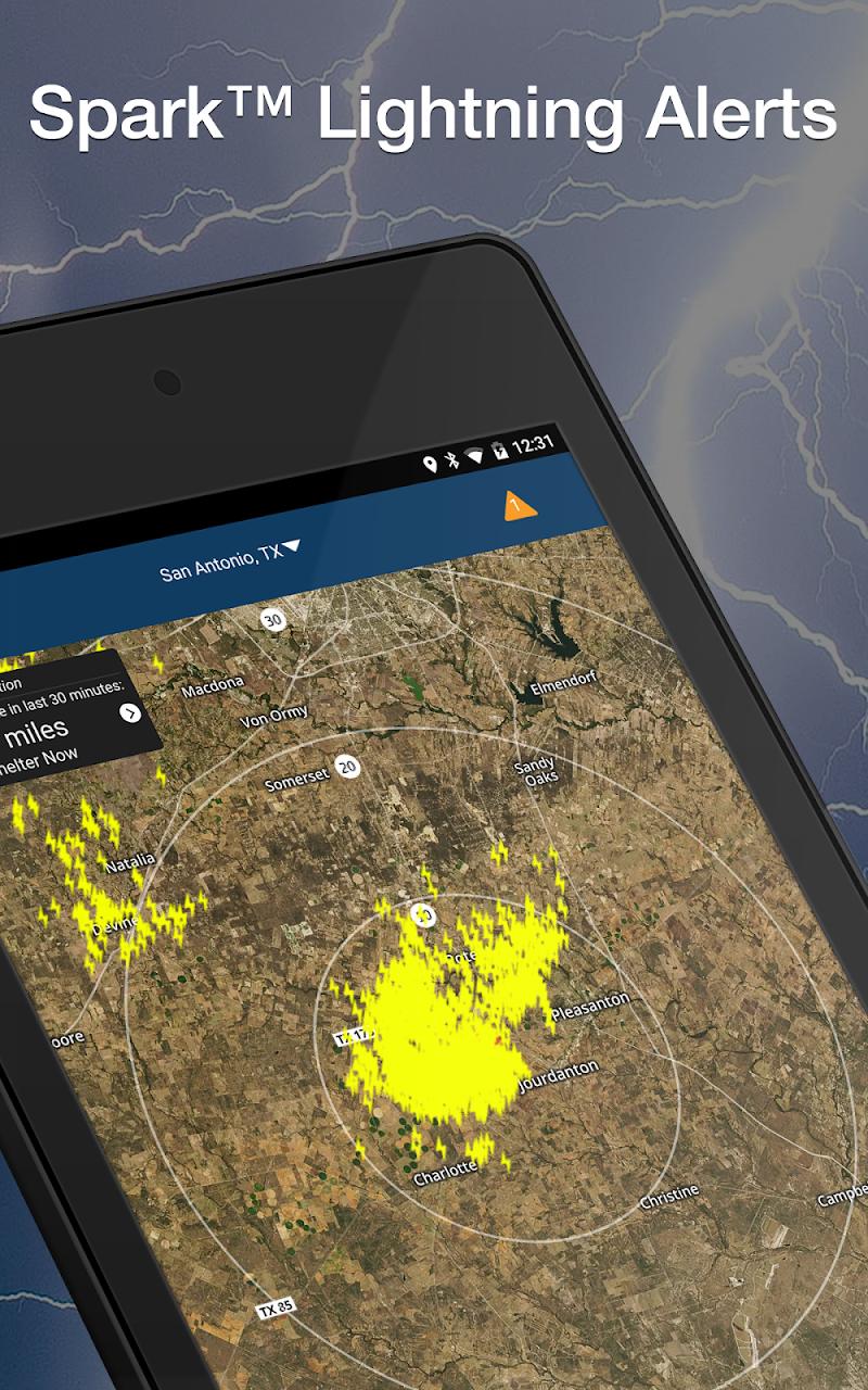 Weather Elite by WeatherBug Screenshot 10