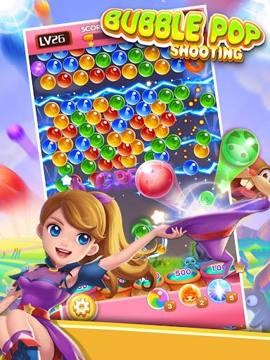 Bubble Pop - Classic Bubble Shooter Match 3 Game apkpoly screenshots 5