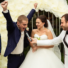 Wedding photographer Roma Savosko (Rom0105). Photo of 24.11.2016