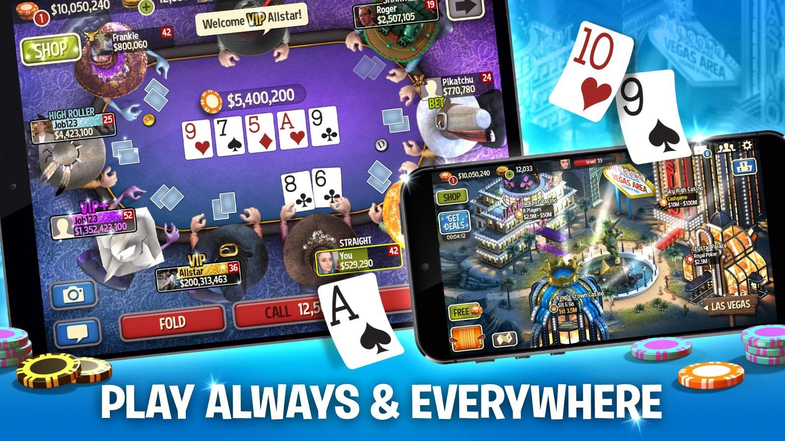Governor of poker 3 youda games