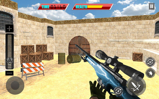 Legend of Sniper Shooter: FPS Shooting Arena 1.0 screenshots 4