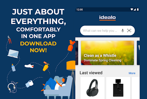idealo: Online Shopping Product & Price Comparison 17.7.4 screenshots 1