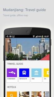 Mudanjiang: Travel guide - náhled
