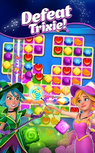 Crafty Candy – Match 3 Adventure 1.82.1 Apk Mod (Unlimited Coins) Download Latest Version 10