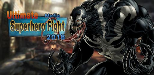 ultimate mafia superhero fight 2018 apps on google play