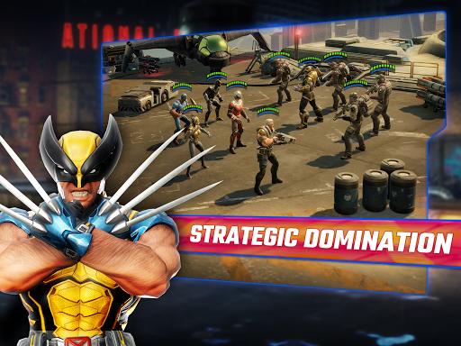 MARVEL Strike Force 1.4.1 screenshots 9