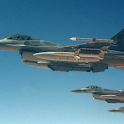 F 16 FightingFalcon Wallpapers icon