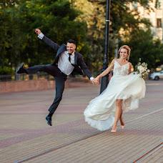 Wedding photographer Natalya Tryashkina (natahatr). Photo of 01.10.2017