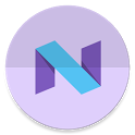 Android N Wallpapers icon