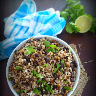 Black Beans & Rice – Costa Rican Gallo Pinto.