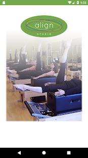 Align Studio for Pilates - náhled