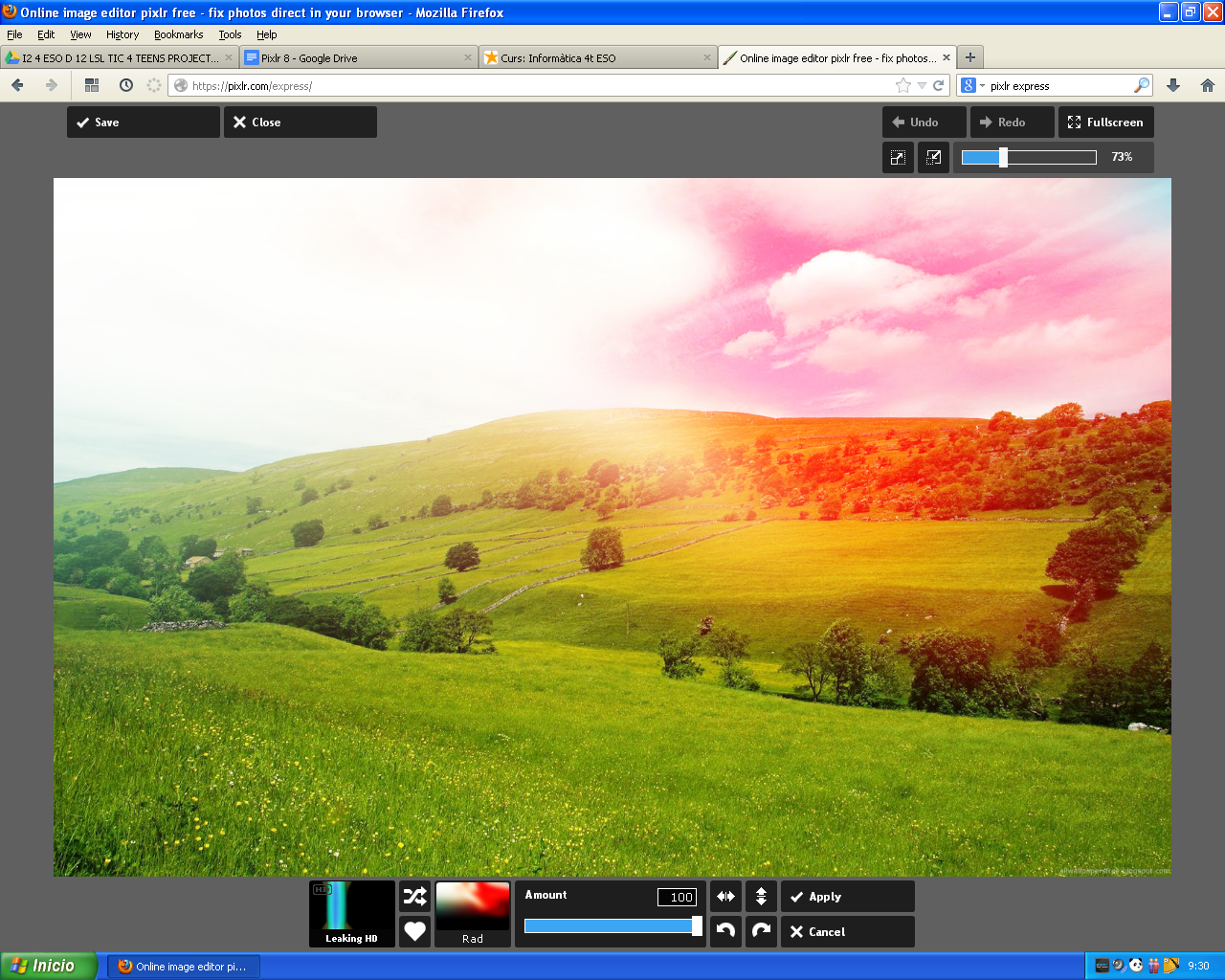 Leaking HD - Pixlr Express (TIC4TEENS)