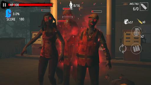 Zombie Hunter D-Day 1.0.201 screenshots 7