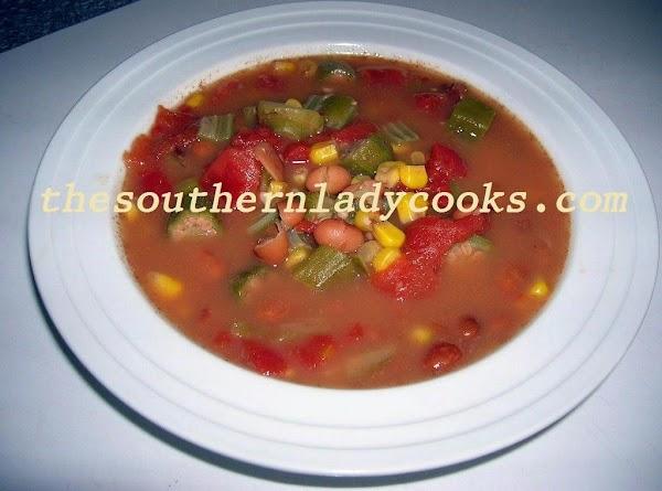 Pinto Bean Gumbo Recipe
