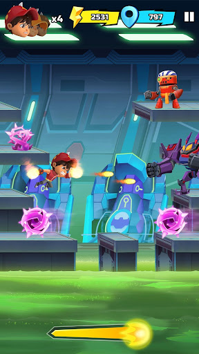 BoBoiBoy Galaxy Run: Fight Aliens to Defend Earth! 1.0.5d screenshots 6