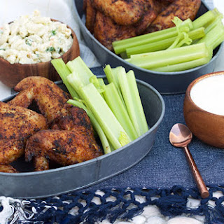 Grilled Old Bay Chicken Wings Recipe