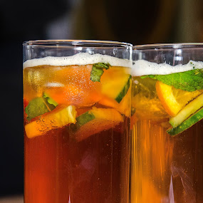 Pims O'Clock by Parker Lord - Food & Drink Alcohol & Drinks ( pims, alcohol, drink, cold drink )