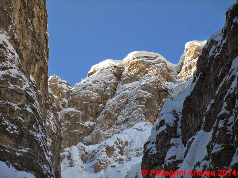 Photo: IMG_7128 porca l oca che cornicioni lassu sul Castello del Cherle