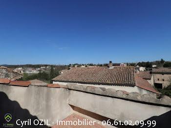 maison à Saint-Maurice-de-Cazevieille (30)