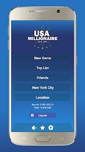 US Millionaire 2018 - náhled