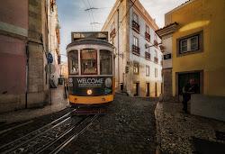 Lisbona, il tram 28