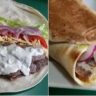 Lamb Kebabs.
