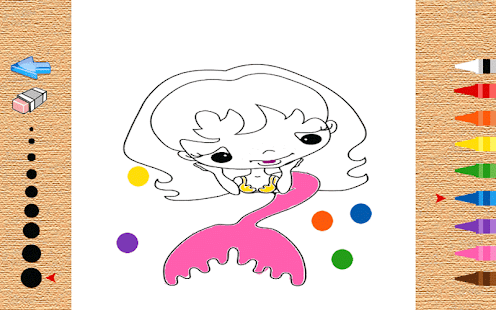 beste Meerjungfrau dino Farben – Apps bei Google Play